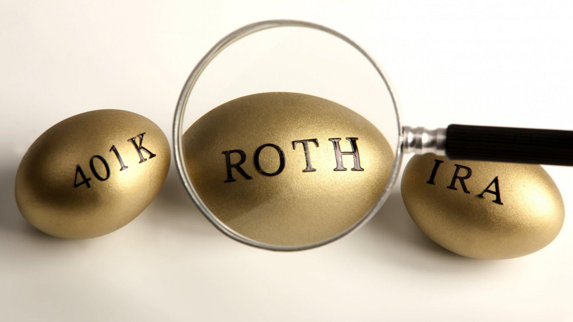 Self-Directed Retirement Account